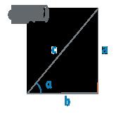 Котангенс угла ctg(α)