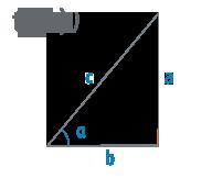 Тангенс угла tg(α)