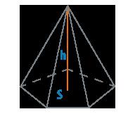 Площадь пирамиды