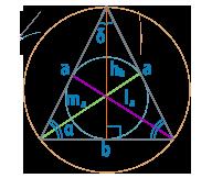 Решение задач на стороны равнобедренного треугольника управление качеством решение задач скачать бесплатно