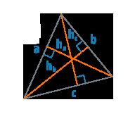 Высота треугольника