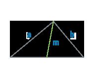 Медиана прямоугольного треугольника