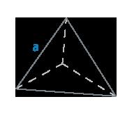 Объем тетраэдра